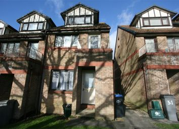 Thumbnail 1 bed maisonette to rent in Viewfield Close, Harrow