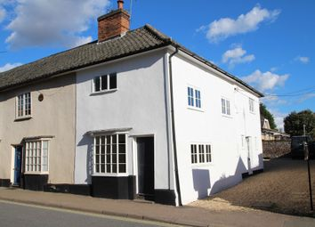 Thumbnail 3 bed end terrace house for sale in Ixworth, Bury St Edmunds, Suffolk