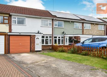 Thumbnail 3 bed terraced house for sale in Windrush Drive, Paston Ridings, Peterborough