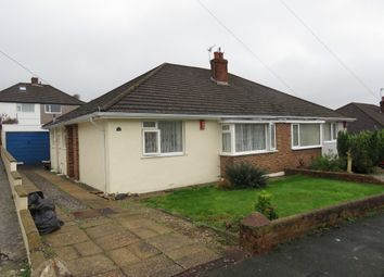 Thumbnail 2 bedroom semi-detached bungalow for sale in Courtland Crescent, Plympton, Plymouth