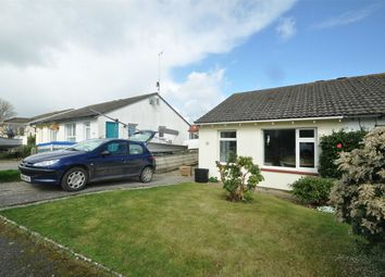 Thumbnail 2 bed semi-detached bungalow to rent in Church Way, Falmouth, Cornwall