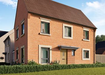 "Thumbnail 3 bed detached house for sale in ""The Doddington"" at Heron Road, Northstowe, Cambridge"