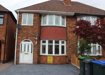 Thumbnail 3 bedroom semi-detached house to rent in Waddington Avenue, Great Barr, Birmingham