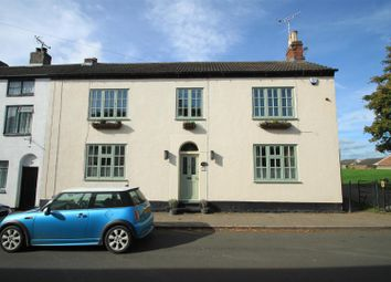 Thumbnail 4 bed cottage for sale in Church Street, Sapcote, Leicester