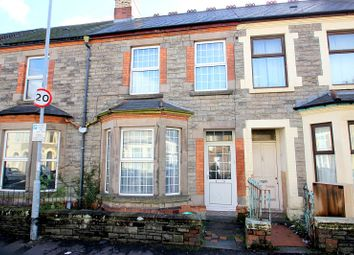 Thumbnail 4 bedroom terraced house to rent in Strathnairn Street, Roath, Cardiff