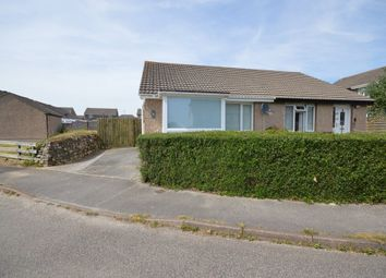 Thumbnail 2 bed detached bungalow to rent in Glenthorne Road, Threemilestone, Truro