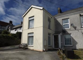 Thumbnail 2 bed semi-detached house for sale in St. Austell, Cornwall