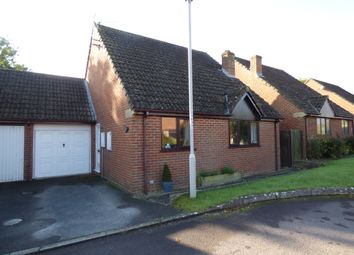 Thumbnail 2 bed bungalow for sale in Davenant Close, Gillingham