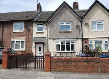 Thumbnail 3 bed terraced house for sale in Penrhyn Street, Everton, Liverpool L5 5Bp