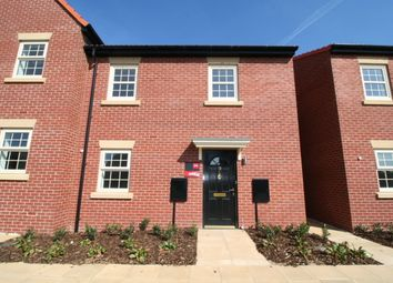 Thumbnail 2 bed town house to rent in Stoborough Crescent, Featherstone, Pontefract