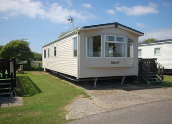 Thumbnail 2 bed mobile/park home for sale in White Horse, Selsey