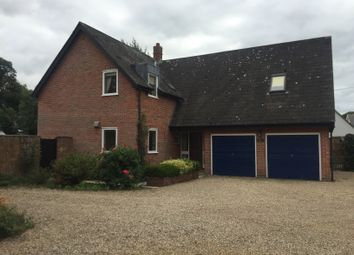Thumbnail 4 bed detached house to rent in Lower Street, Stratford St. Mary, Colchester