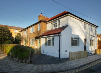 Thumbnail 2 bed end terrace house for sale in Chilton Avenue, London