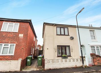 Thumbnail 3 bedroom end terrace house for sale in Edward Road, Southampton