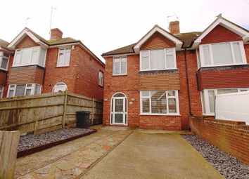 Thumbnail 3 bed semi-detached house for sale in St. Georges Road, Bexhill-On-Sea, East Sussex
