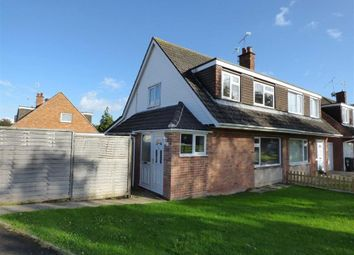 Thumbnail 3 bed semi-detached house for sale in The Orchard, Locking, Weston-Super-Mare