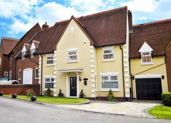 Thumbnail 5 bed link-detached house for sale in Churchfield, Epping, Essex