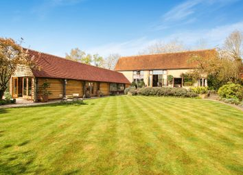 Thumbnail 5 bedroom barn conversion to rent in Back Way, Great Haseley, Oxford