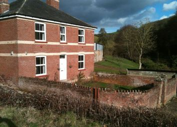 Thumbnail 4 bed detached house to rent in Chudleigh, Newton Abbot