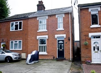 Thumbnail 2 bed semi-detached house for sale in Halstead Road, Colchester