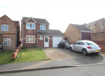 Thumbnail 3 bed detached house for sale in Keston Way, Raunds, Wellingborough