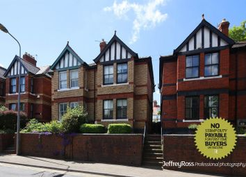Thumbnail 3 bed property for sale in Cardiff Road, Llandaff, Cardiff