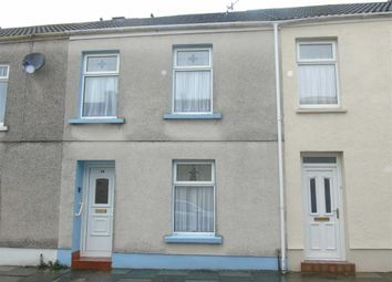 Thumbnail 3 bed terraced house for sale in Craddock Street, Llanelli