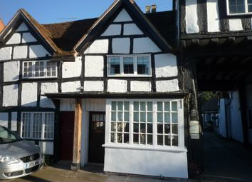 Thumbnail 2 bedroom cottage for sale in High Street, Henley In Arden
