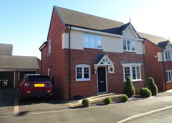 Thumbnail 4 bed detached house for sale in Atkinson Gardens, Nuthall, Nottingham