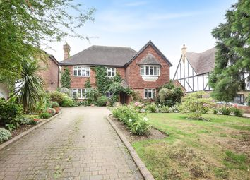 Thumbnail 5 bed detached house for sale in Canons Drive, Edgware
