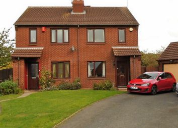 Thumbnail 3 bed semi-detached house for sale in Mountbatten Close, Shifnal