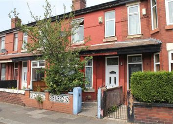 Thumbnail 3 bedroom terraced house for sale in Langdale Ave, Levenshulme, Manchester