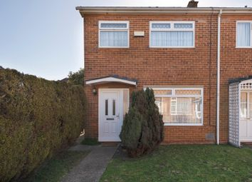 Thumbnail 3 bed end terrace house for sale in Laureate Close, Margate