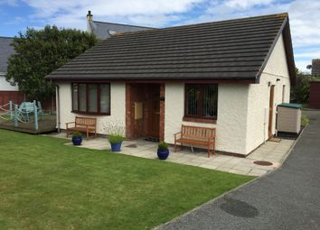 Thumbnail 2 bed detached bungalow to rent in Cae Penrallt, Trearddur Bay