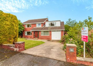 Thumbnail 5 bed detached house for sale in Queensway, Rotherham