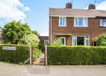 Thumbnail 3 bed semi-detached house for sale in Festival Avenue, Breaston, Derby