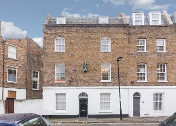 Thumbnail 4 bed flat to rent in Rousden Street, London
