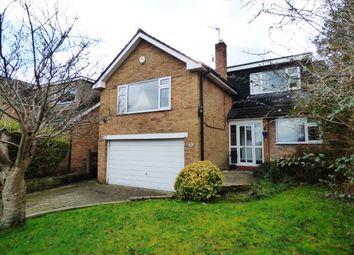 Thumbnail 4 bed detached house for sale in Martlet Avenue, Disley, Stockport, Cheshire