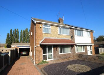 Thumbnail 3 bed semi-detached house for sale in South Street, Normanton, West Yorkshire