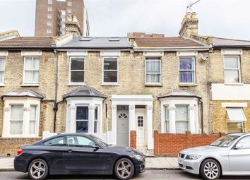 Thumbnail 3 bedroom terraced house to rent in Greyhound Road, London