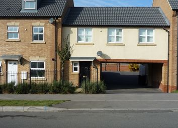 Thumbnail 2 bed duplex to rent in Bennett Road, Corby
