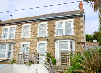 Thumbnail 3 bed semi-detached house for sale in Tywarnhayle Road, Perranporth