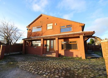 Thumbnail 4 bedroom detached house for sale in Walmersley Road, Bury