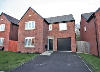 Thumbnail 4 bedroom detached house for sale in St. John Cole Crescent, Stanton Under Bardon, Markfield