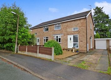 Thumbnail 3 bed semi-detached house for sale in Wingfield Place, Winsford, Cheshire