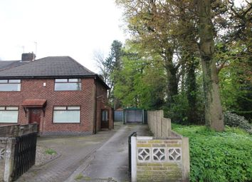 Thumbnail 2 bed flat for sale in Rackhouse Road, Manchester