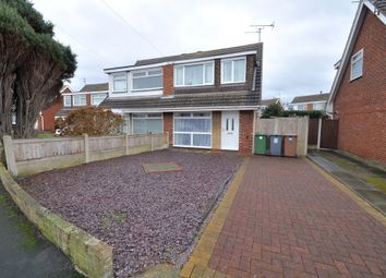 Thumbnail 3 bed semi-detached house for sale in Heyes Drive, Wallasey