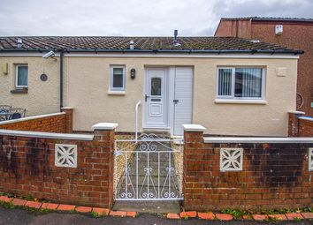 Thumbnail 1 bed bungalow for sale in Fintry Place, Irvine