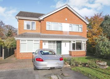 Thumbnail 5 bed detached house for sale in Linksway, Gatley, Cheadle, Cheshire