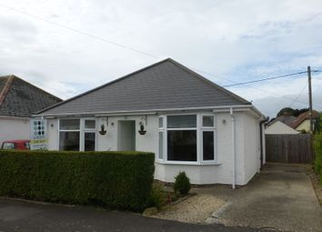 Thumbnail 3 bed detached bungalow for sale in Danielsfield Road, Yeovil
